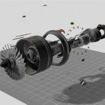 模型高速处理
